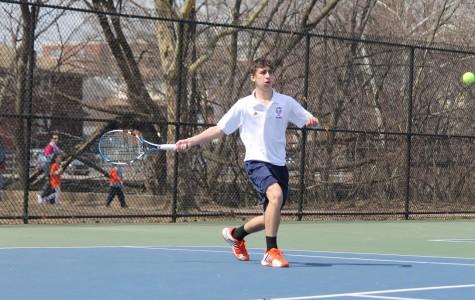 Boys Tennis – April 22nd