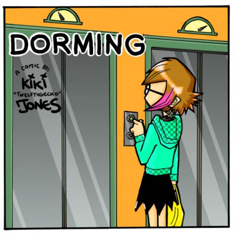 Dorm Shopping 101