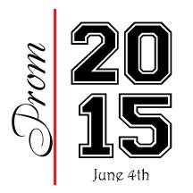 Prom Bids 2015