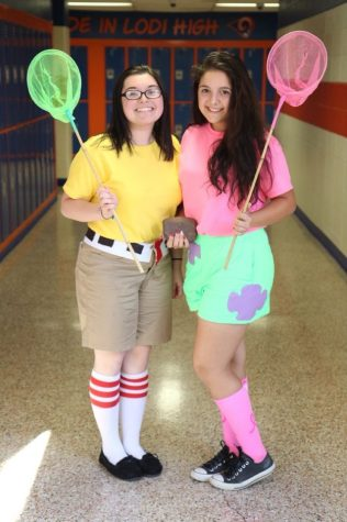 A Day in the Life of SpongeBob and Patrick
