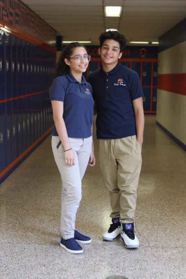 A Day in the Life of Melissa Maldonado and David Maldonado