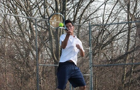 The Drought is Over: Boys' Tennis