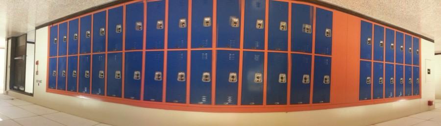 Lockers Gone Wild!