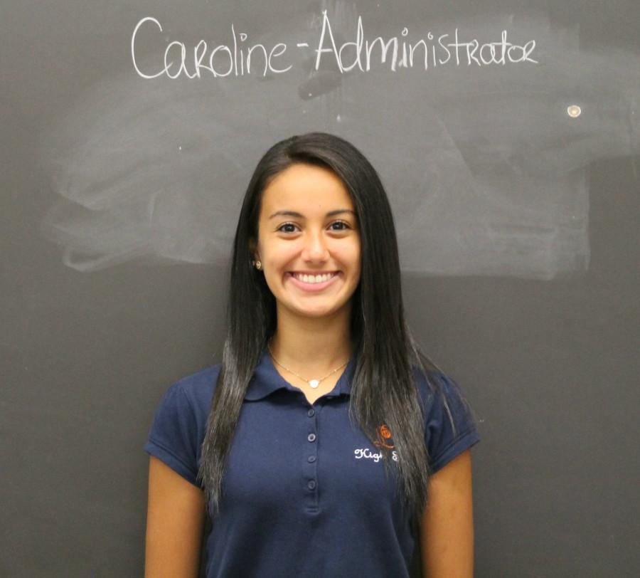 Caroline Romero