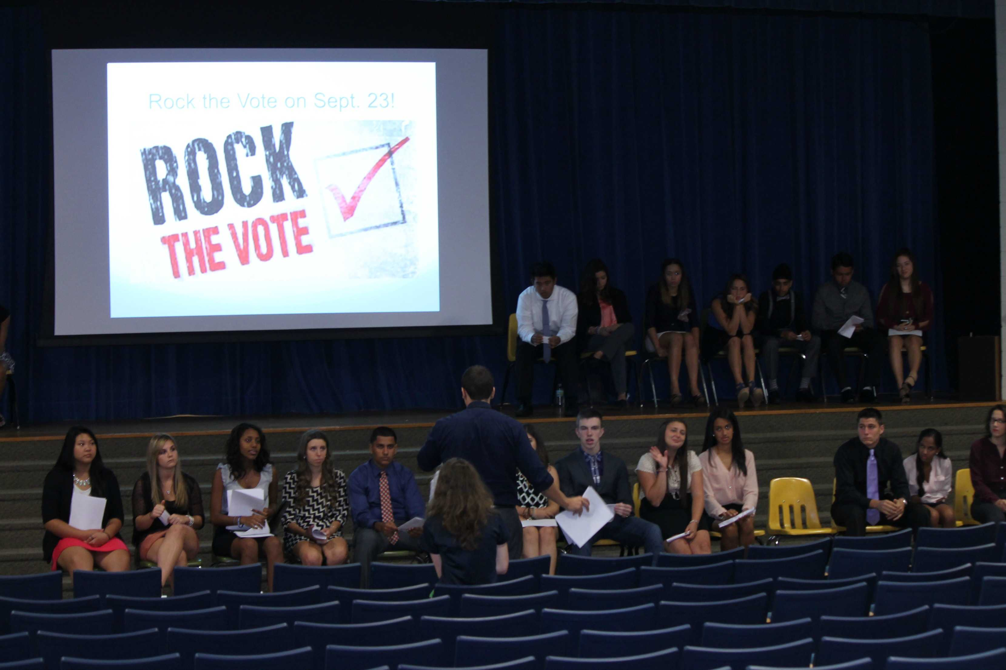 Student Government Elections – The Lodi Rampage