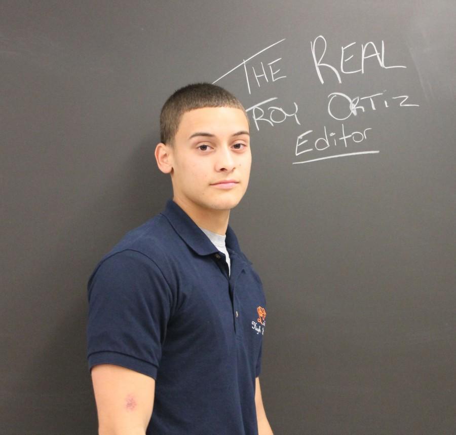 Troy Ortiz