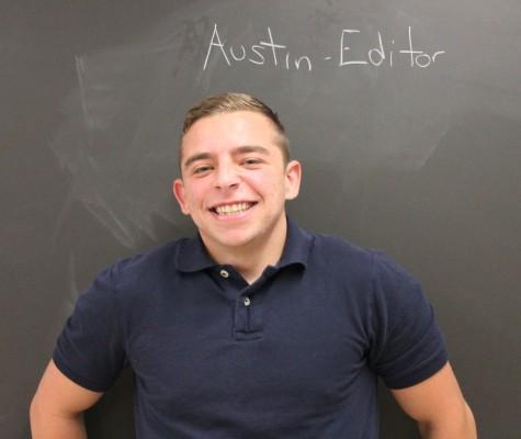 Photo of Austin Roberts