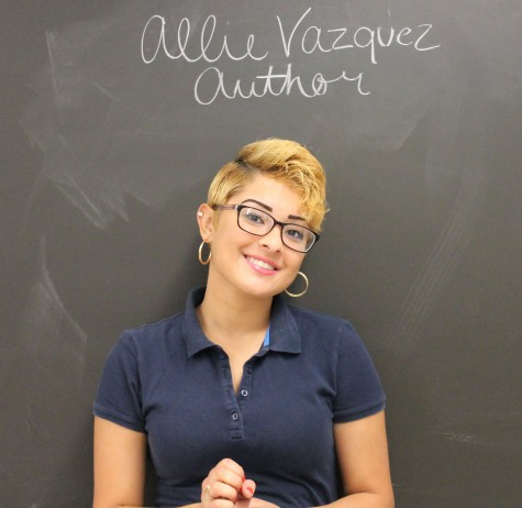 Photo of Allie Vazquez