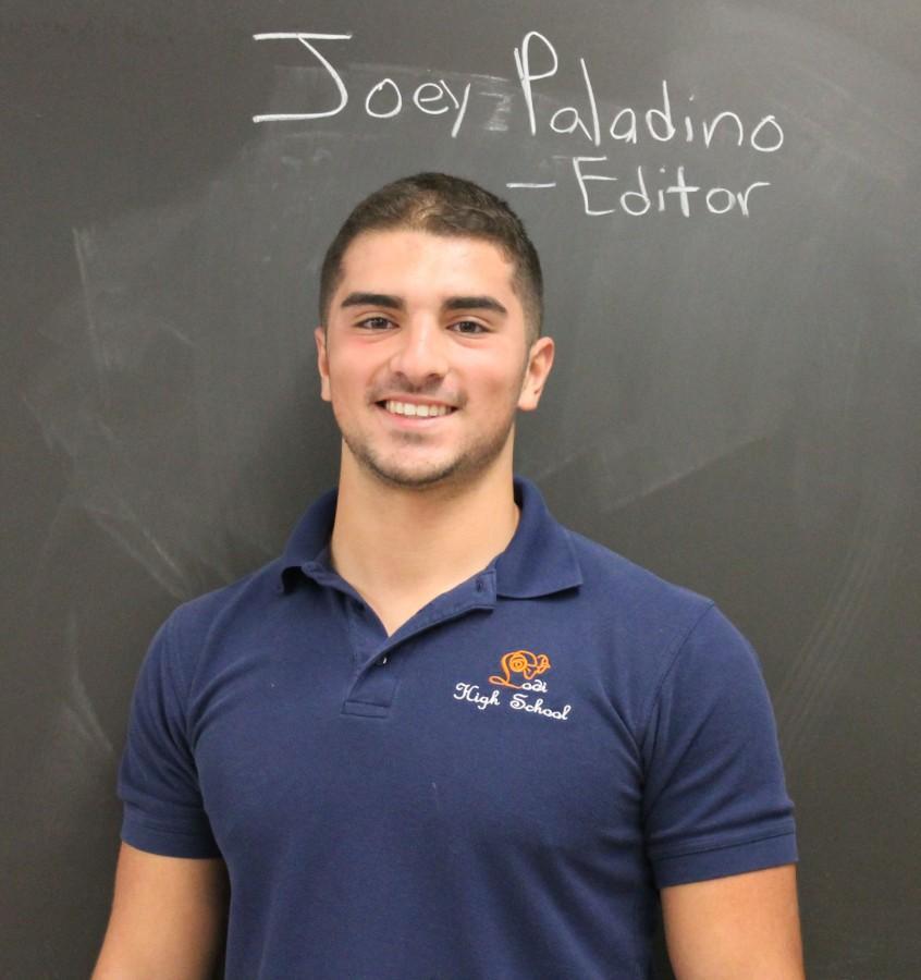 Joey Paladino
