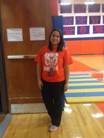 Freshman Class Advisor: Ms. Policastro