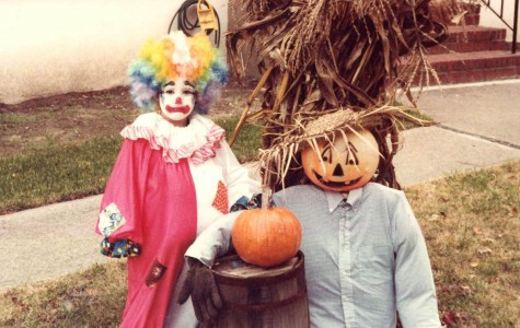 Flashback Friday! Guess Who: LHS Staff - Halloween Edition