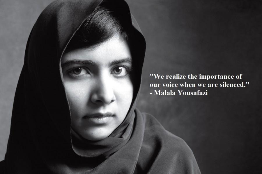 The Fight for an Education: Malala Yousafzai