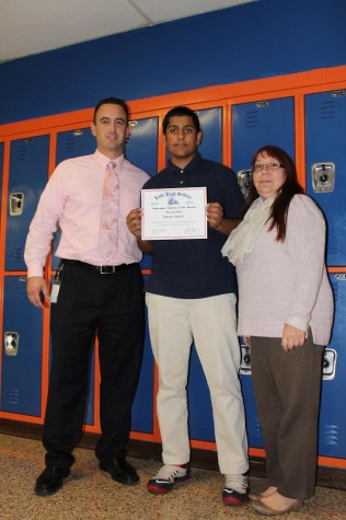 September Student of the Month: Subraiz Ahmed