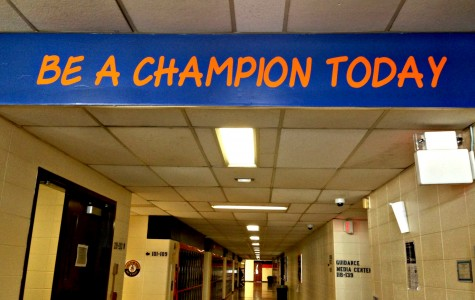 Let's Be Champions Today