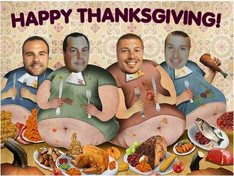 Thanksgiving JibJabs