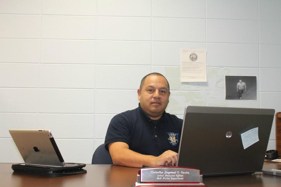 Lodi's Finest: Officer Castro