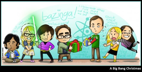 a big bang christmas