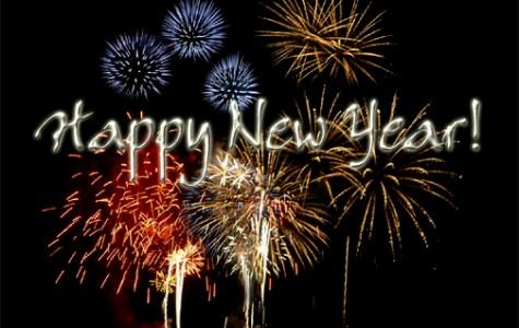 Lodi High School's New Year's Resolutions