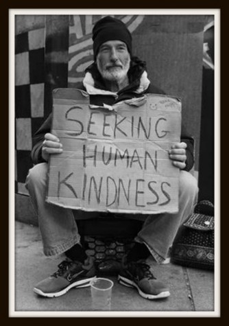 Help the Homeless...