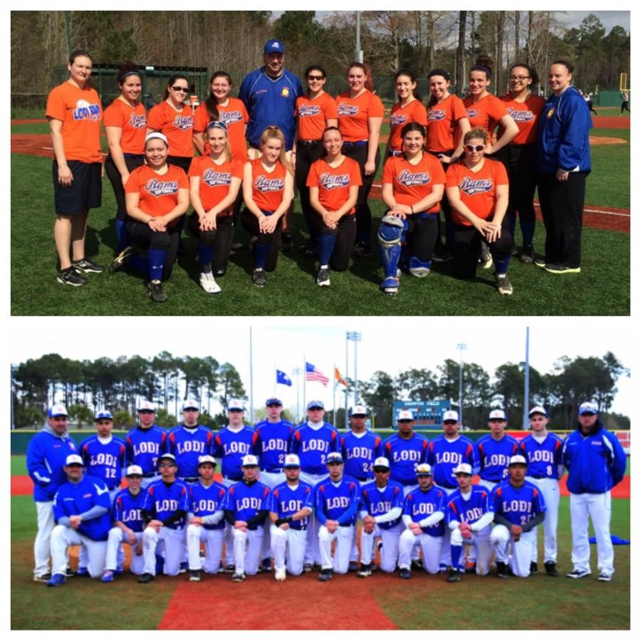 Baseball and Softball Myrtle Beach Trip