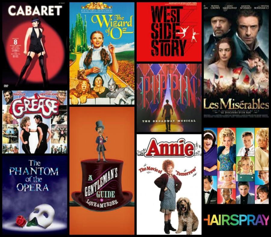 Top 10 Musicals