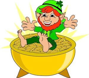 Missing: Pot o' Gold