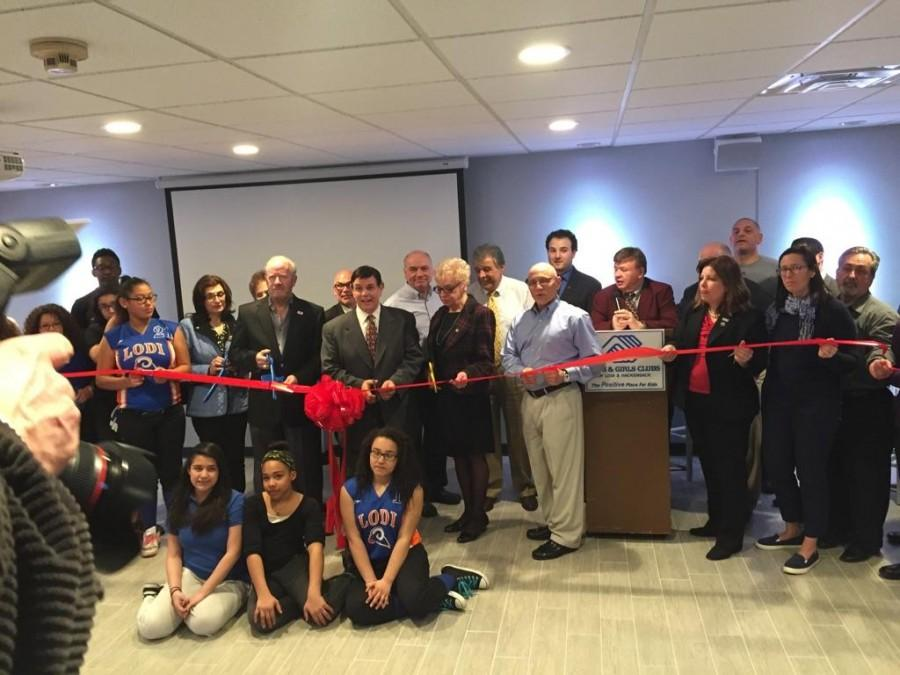 The Teen Center Is Now Open!
