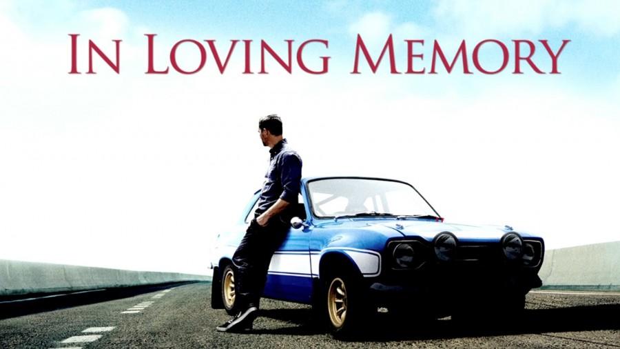 A Paul Walker Tribute