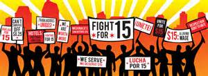 Fight For 15!