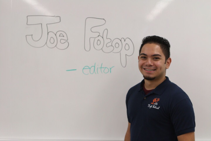 Joe Fotopoulos