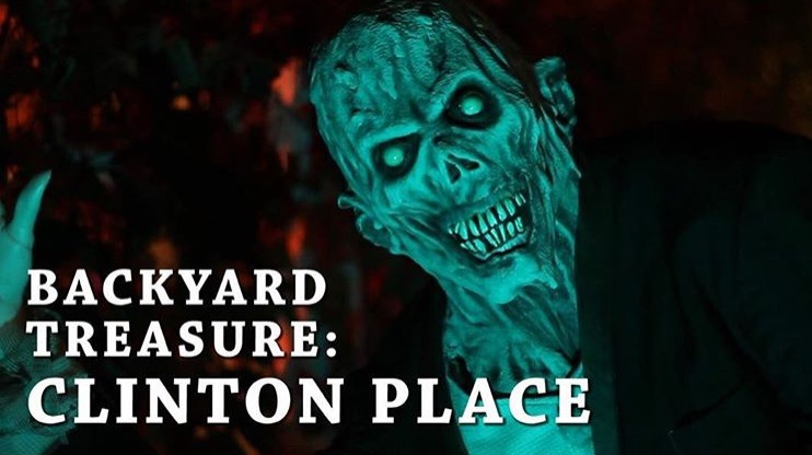 Clinton Place: New Jersey's #1 Halloween Street