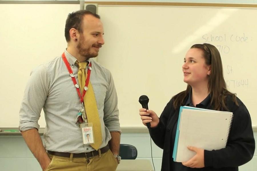 Teacher's Hidden Talents: Mr. Morali