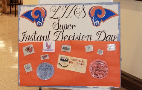 Instant Decision Day - Arrive, Apply ... Accepted!