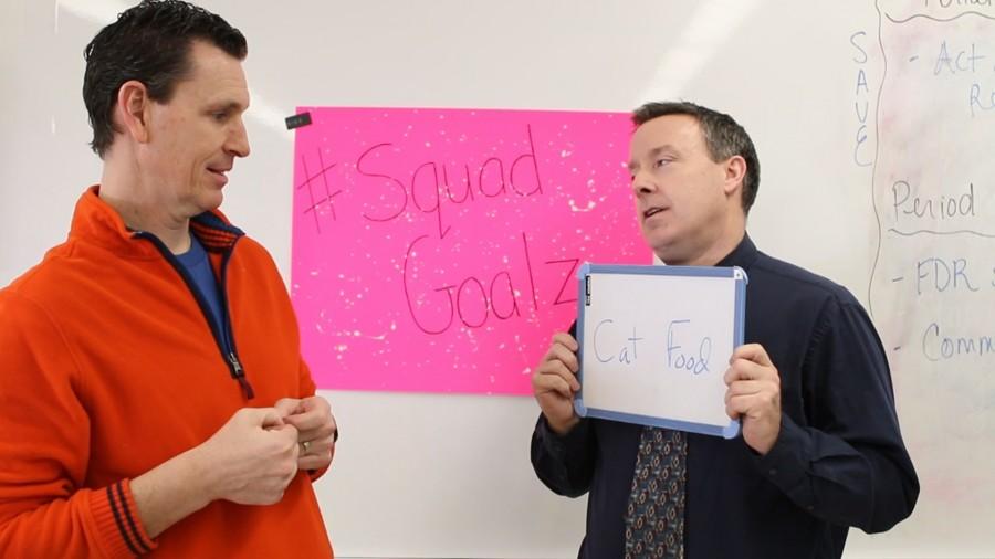 #SquadGoalz