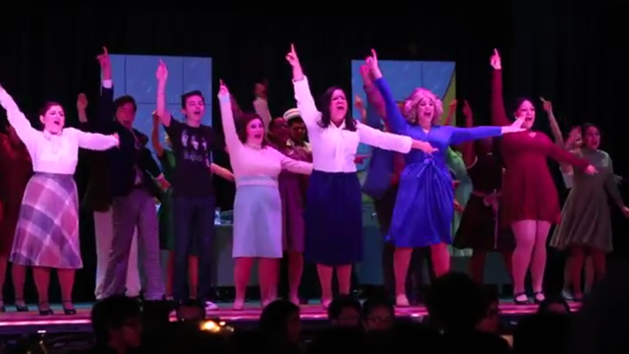 Opening Night of 9 to 5 The Musical