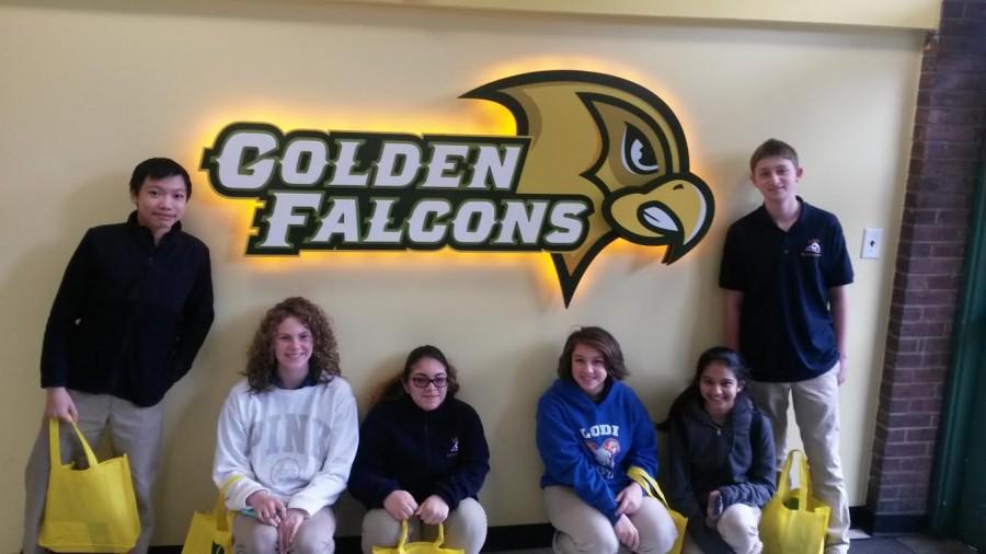 Academy Students Visit Felician