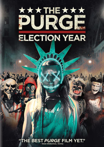 Movie Column: The Purge Election Year