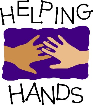 Helping Hands During the Holiday