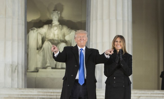 The+Inauguration+of+Donald+Trump