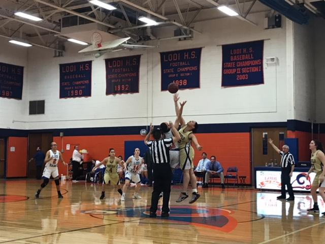 Girls' Basketball: Rams vs. Boilermakers, Take Two
