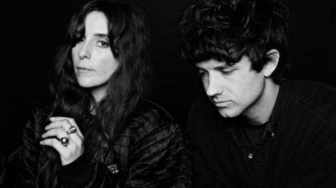 Laying on the Beach with Beach House