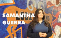 Humans of LHS: Samantha Guerra