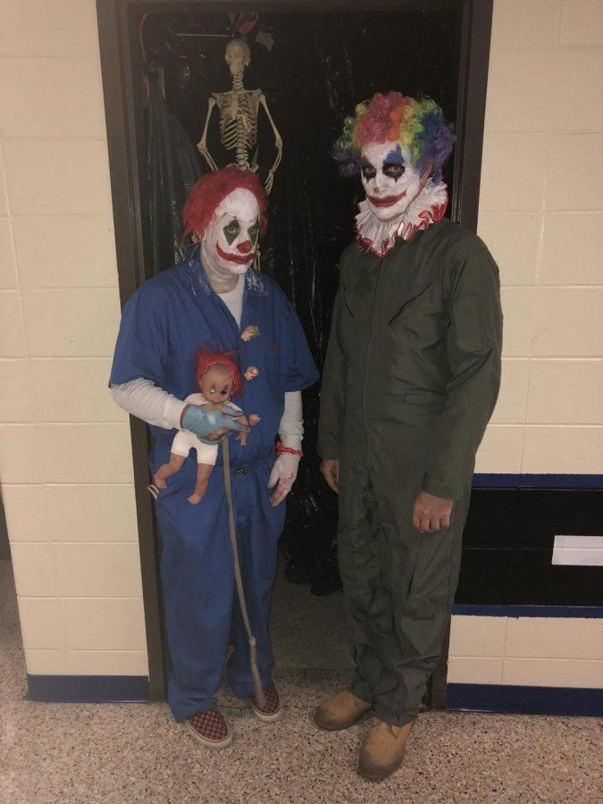 Haunted Hallways of LHS