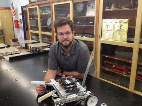 Gearing It Up: LHS Robotics