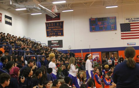 Unwrapping a New Season: Winter Pep Rally