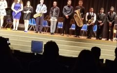 Grand Honors' Band Performance
