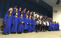 LHS Choir's Spring Concert