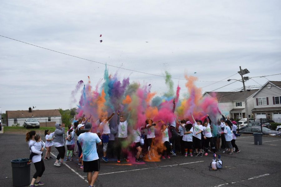 Color Run Fun!