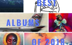 So Much Music, So Little Time: Albums of 2018 (So Far)