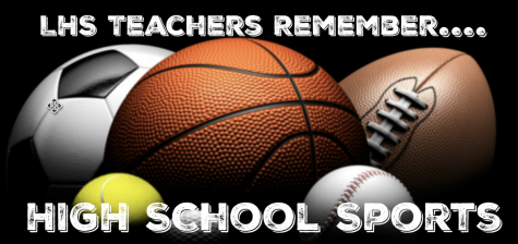 Athletic Memories of Our Teachers' Past